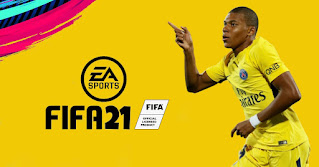 Kylian mbappé FIFA 21 paris san Germain