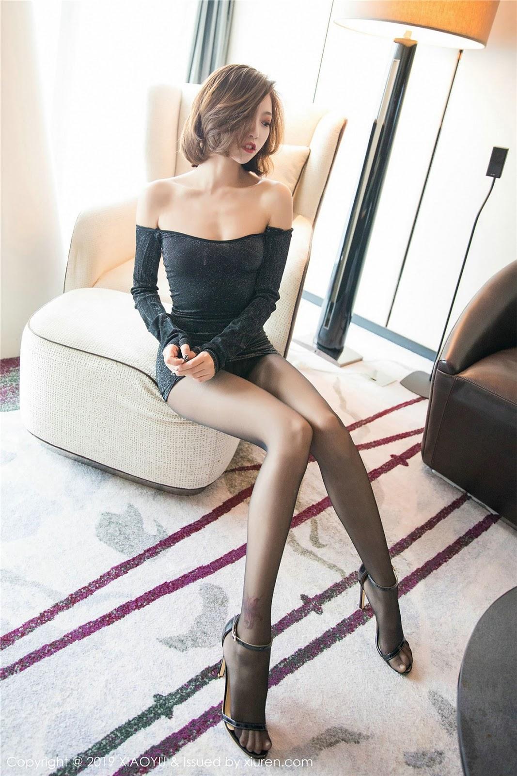 [语画界XiaoYu] Vol.320 Feng Mu Mu - Page 4 - CHINA MODEL GIRL