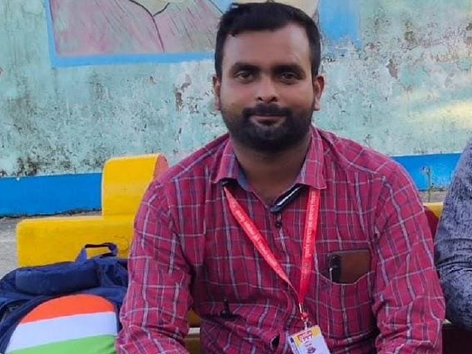 तीन दिन से लापता पत्रकार मनीष का शव बरामद, गला रेत कर हत्या, इलाके में मचा हड़कंप