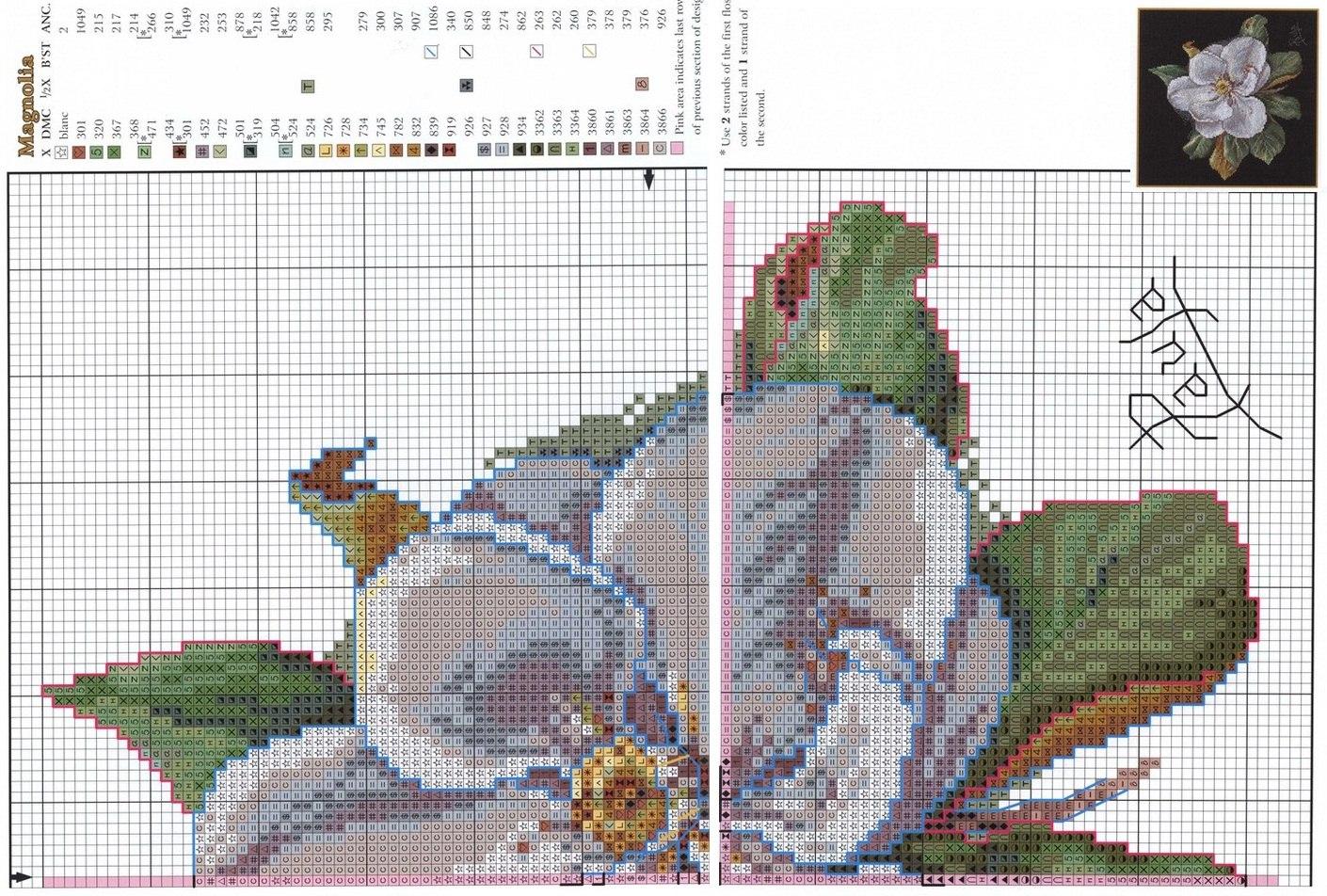 Схема вышивки крестом груша фото 125