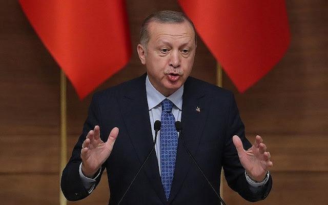 Erdogan: Israel Negara Kriminal Pelaku Terorisme
