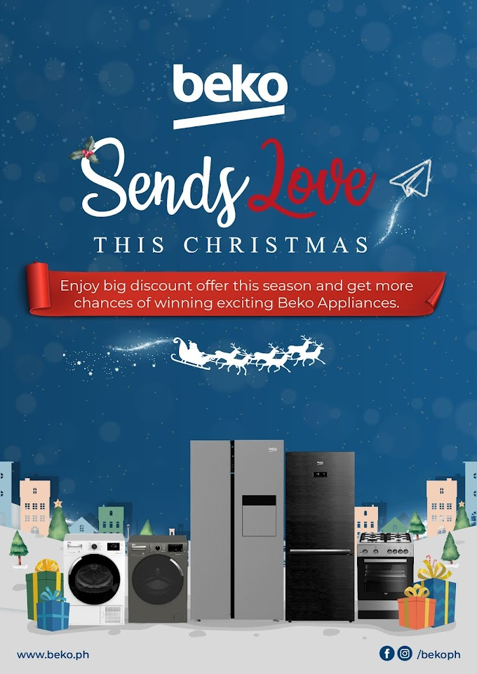 Beko Treats Shoppers with an Exciting Promo