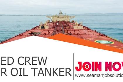Hiring Chief Officer For Oil Tanker Ship