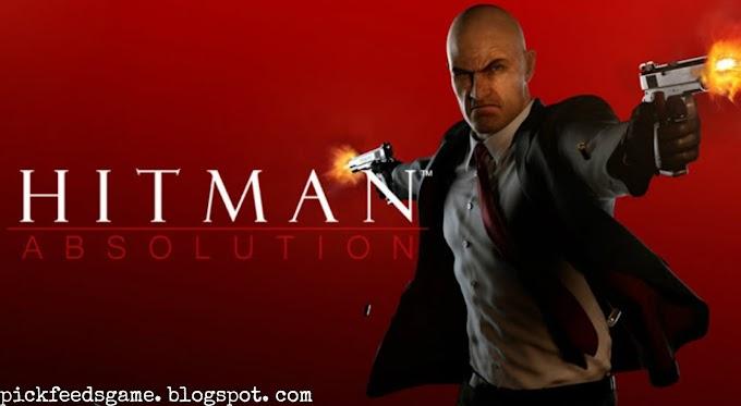 Hitman Absolution PC Game Download Free @ Gaming Analysis