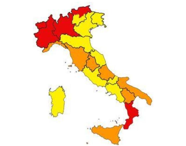 تشديد القيود بجهة توسكانا الايطالية والاطباء يدعون حكومة كونتي لتطبيق الحجر الصحي العام فورا لتجنب الكارثة