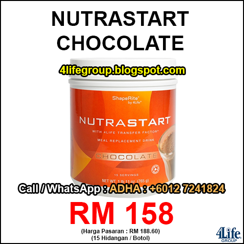 foto 4Life Nutrastart Chocolate