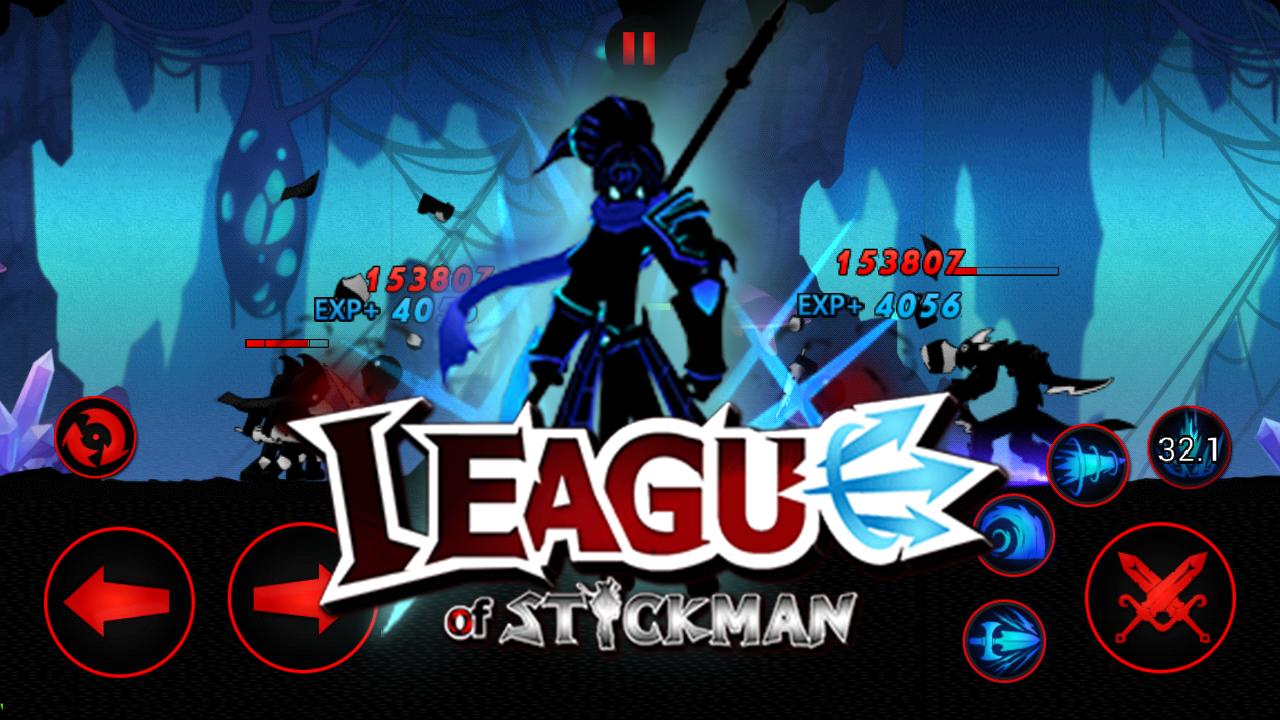 League of Stickman 2017-Ninja MOD APK