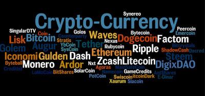 كيف تعمل العملات الرقمية ؟