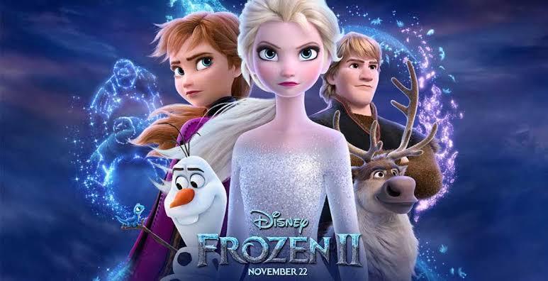 Frozen II (2019) Bluray Subtitle Indonesia