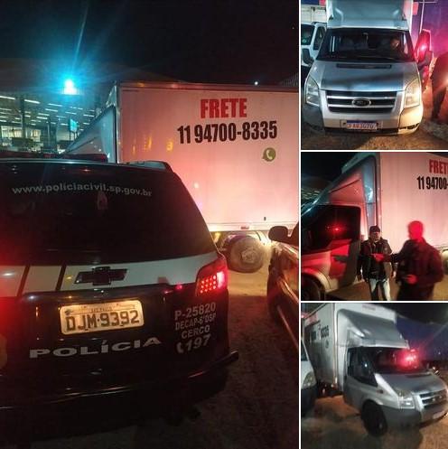 Deu ruim: Polícia apreende caminhão que ajudou no vandalismo contra a estátua em SP