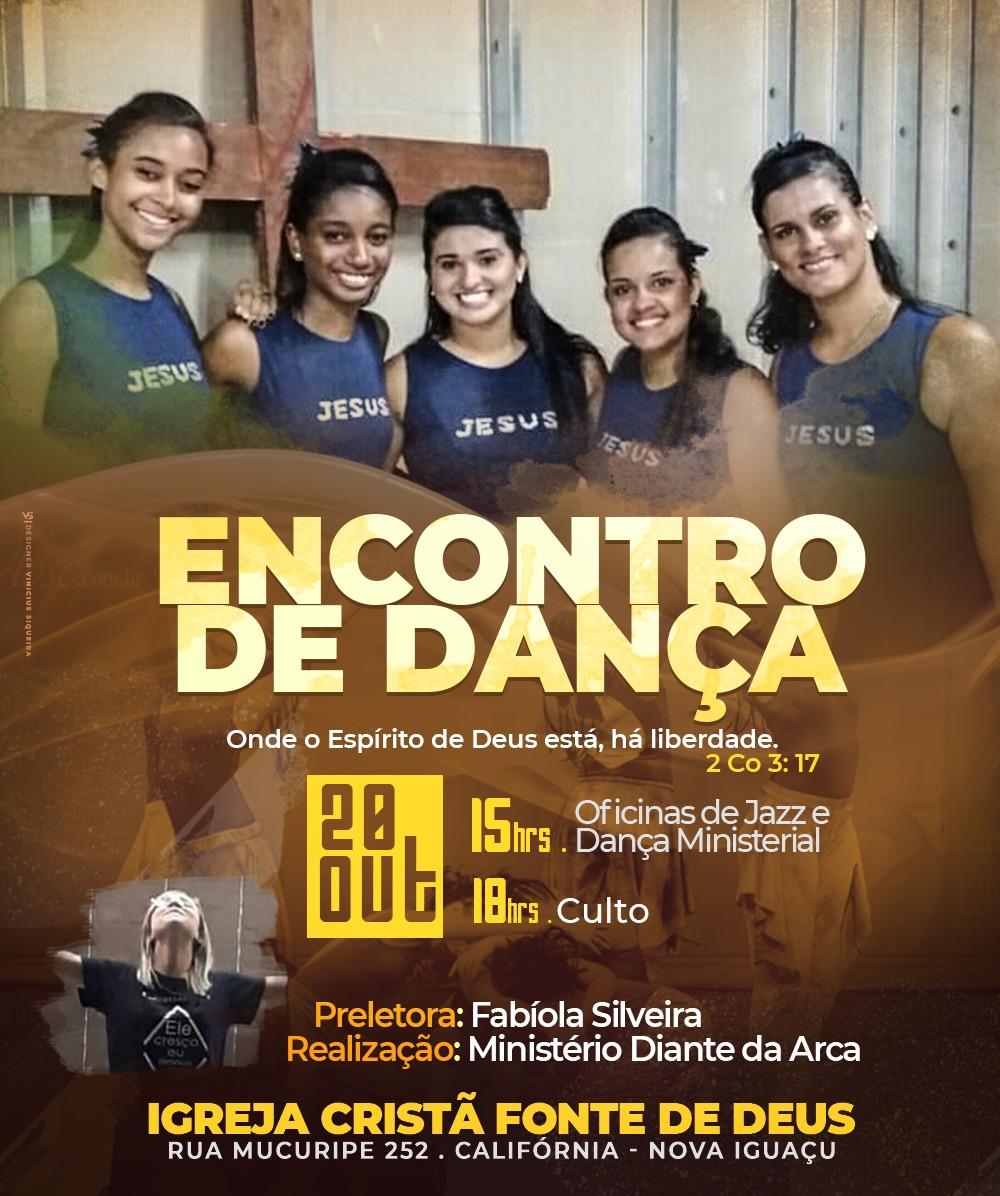 7c1d27a4c Dança Cristã Brasil