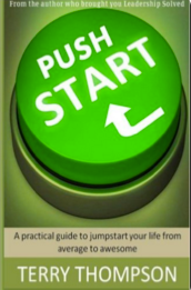 Review: Push Start l LadyD Books