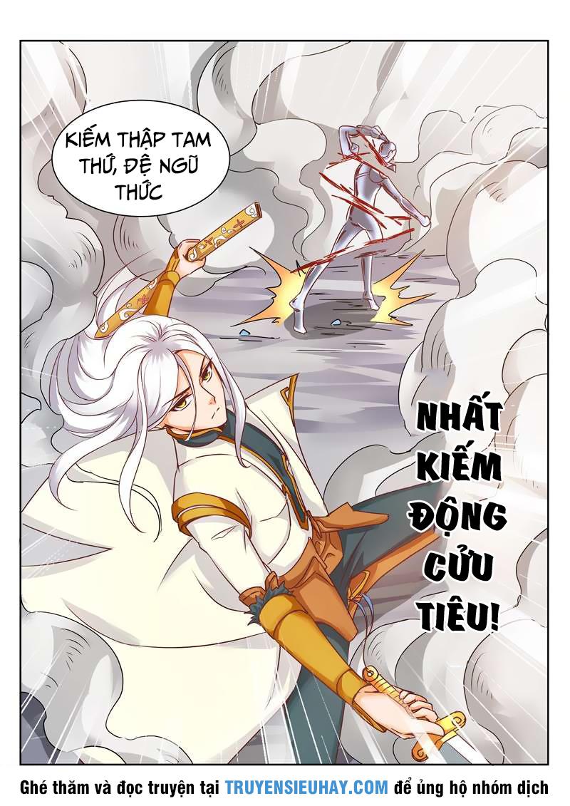 Linh Võ Đế Tôn  Chapter 158  - truyenmh.com