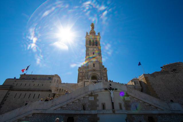 Santuario di Sainte Marie de la gard-Marsiglia