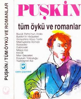 Alexandr Sergeyeviç Puşkin – Tüm Öykü ve Romanları
