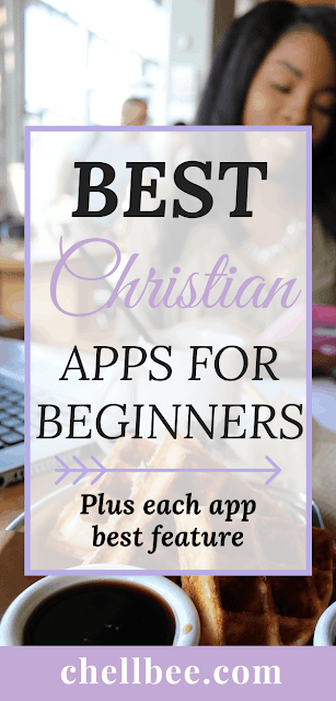 Bible Study | Discover the best Christian apps for beginners. These are must have apps for Christian android users. Bible study plans | bible study printables | bible study reading plans | bible journaling tips #bible #biblestudy