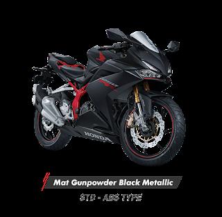 Warna, Fitur, dan Spesifikasi Honda CBR 250