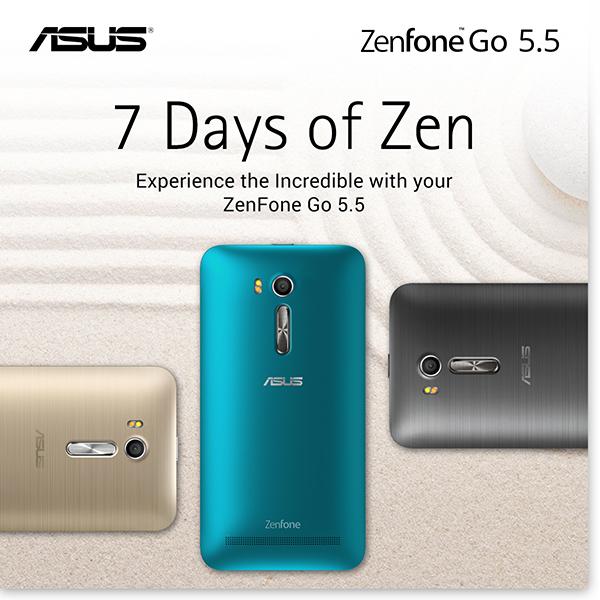 best website 35c46 6742c Shopgirl Jen: 7 DAYS OF ZEN WITH ASUS ZENFONE GO 5.5