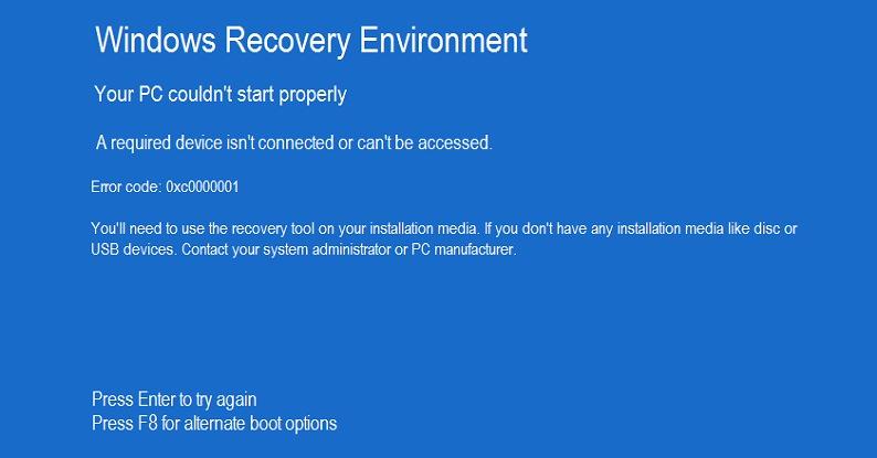 Cara Mengatasi Laptop Tidak Bisa Memasuki Windows
