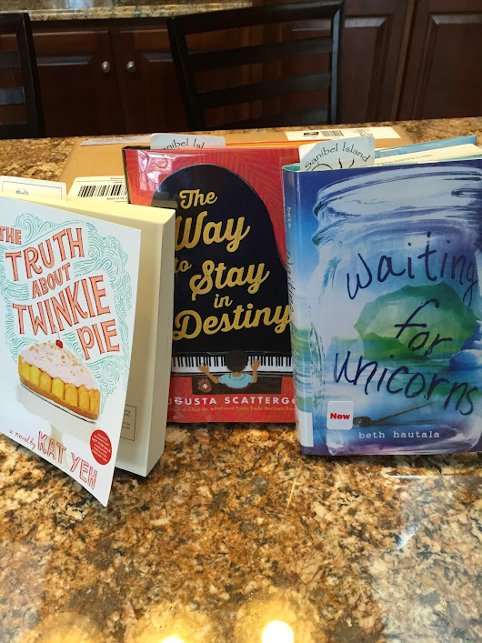 Middle Grade Musings