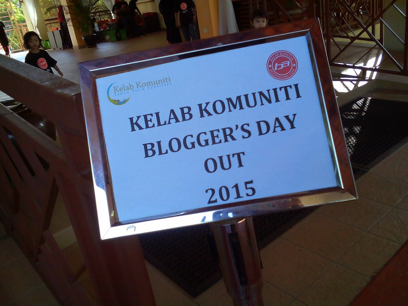 Blogger Day Out #KBBA 2015~ is Ohsemmmm!!!!
