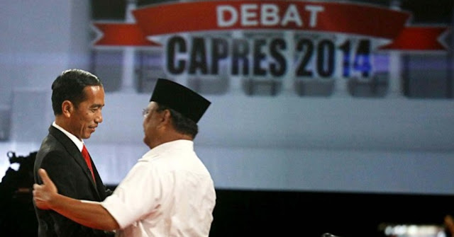 Jabar Dikuasai Prabowo di Pilpres 2014, Kini Dikuasai Jokowi