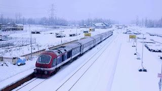Jammu Tawai to Kashmir