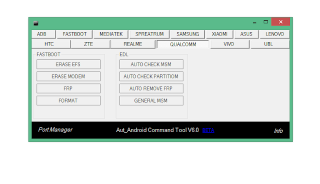 Aut_Adb Fastboot Command Tool V6.0 (Android Unlock Bootloader)