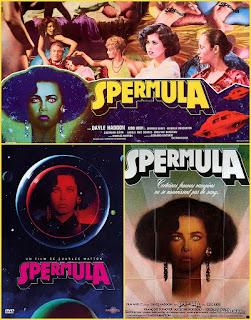 Spermula / L'amour est un fleuve en Russie. 1976.