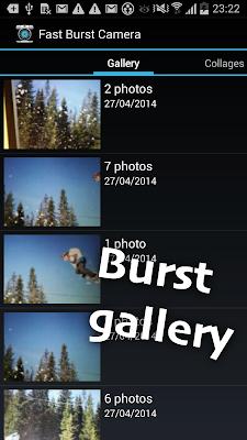fast burst camera pro apk