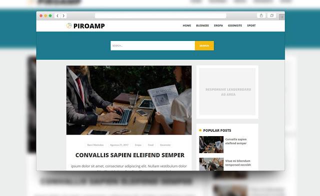 amp html blogspot terbaru