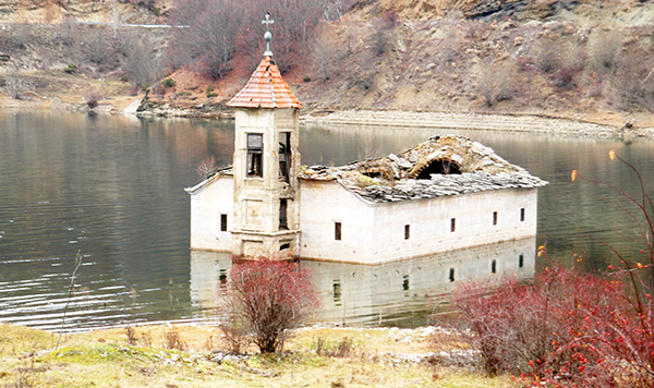 The St. Nicholas Church, Macedonia
