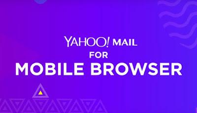 Conoce la nueva experiencia movil de Yahoo Mail web