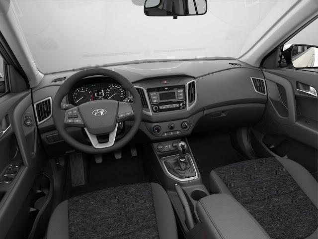 Hyundai Attitude 1.6 MT 2021 - interior