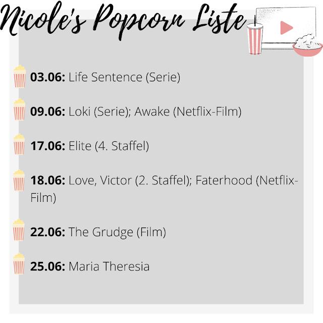 Popcorn Liste, Streaming Highlights, Filmblogger, Serienjunkie, Netflix, Amazon Prime, Disney+