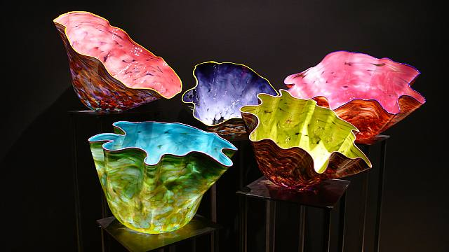 Art In The Middlehool Celebrating Creativity Dale Chihuly