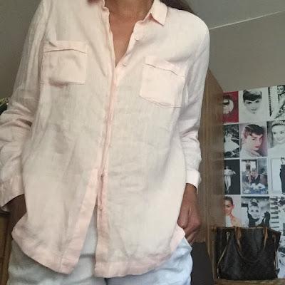 Linen Shirt Linen Trousers