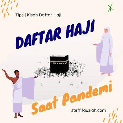 Daftar Haji di Masa Pandemi