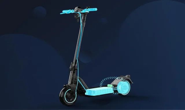 NIU announces its first electric scooter