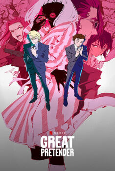Great Pretender 2ª Temporada Torrent - WEB-DL 1080p Dual Áudio