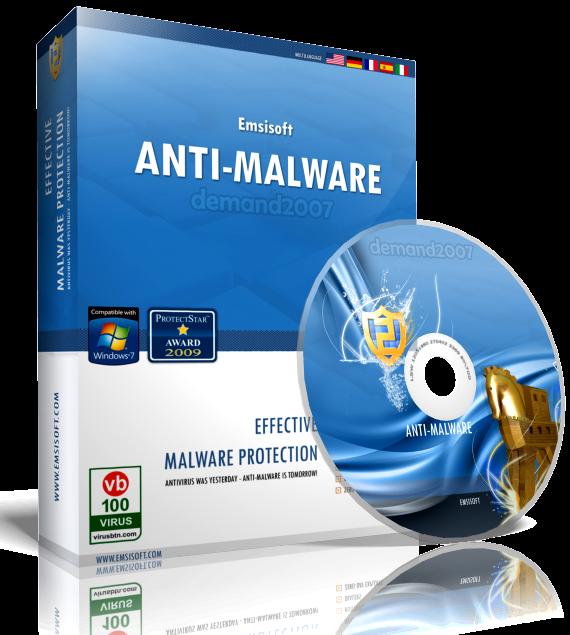 Emsisoft Anti-Malware 11.9.0.6513 + BitDefender Antivirus ...
