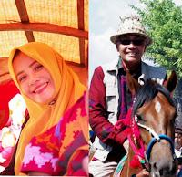 Serunya Bupati Naik Benhur dan Wakil Bupati dengan Gagahnya Menunggang Kuda