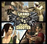 Grand Shooter: 3D Gun Game Mod Versi 1.2 Apk Unlimited Ammo,Cash,Diamonds,Health