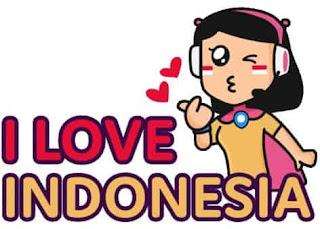 gambar animasi gif bangga buatan indonesia hut 75