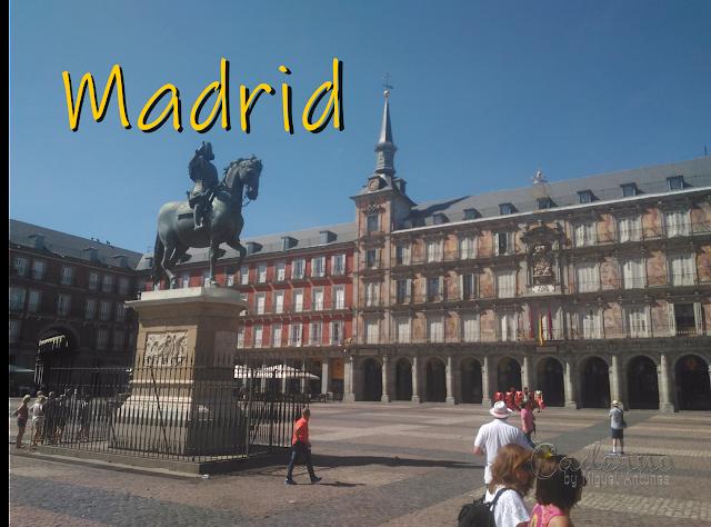 Visitar Madrid em 2 dias, o imprescindível