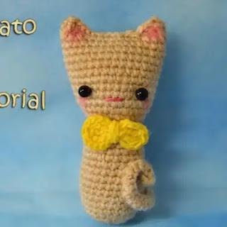 Amigurumi Gato a Crochet