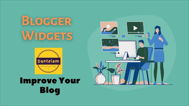 Blogger Widgets 2020