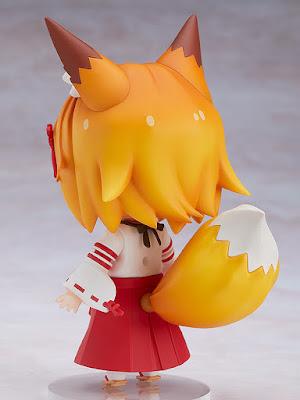 Figuras: Dulce nendoroid de Senko de la serie Sewayaki Kitsune no Senko-san - Good Smile Company