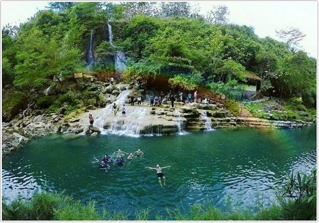 Air Terjun Sri Gethuk;10 Top Destinasi Wisata Gunung Kidul