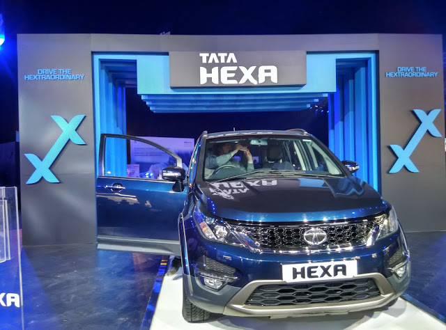 tata hexa gurgaon
